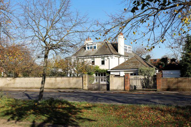 Thumbnail Detached house for sale in Parkside Avenue, Wimbledon