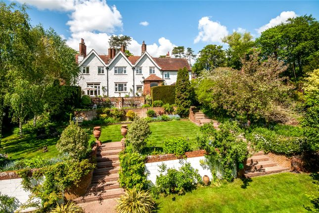 Thumbnail Detached house for sale in Quarry Road, Winchester, Hampshire
