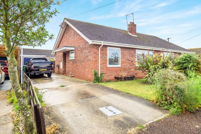Thumbnail Semi-detached bungalow for sale in Thurne Rise, Martham, Great Yarmouth
