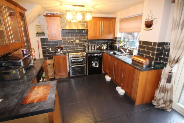Kitchen of Kenyon Close, Hyde, Greater Manchester SK14