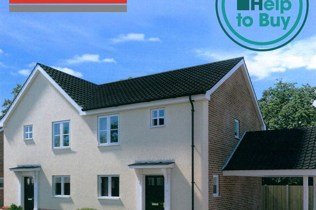 Thumbnail Property for sale in Plot 29, Springfield, Acle