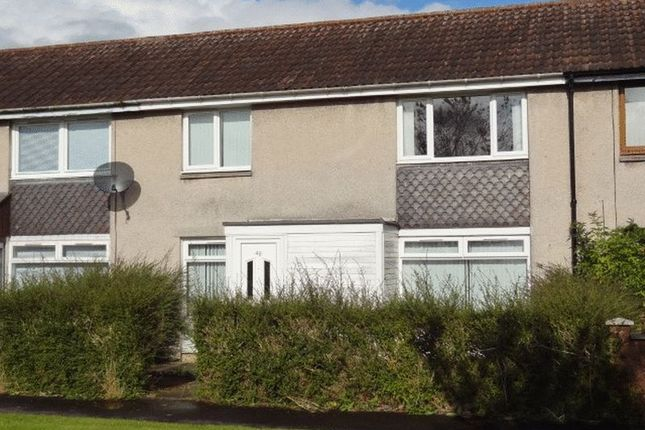 Thumbnail Terraced house to rent in Cullen Drive, Glenrothes, Fife