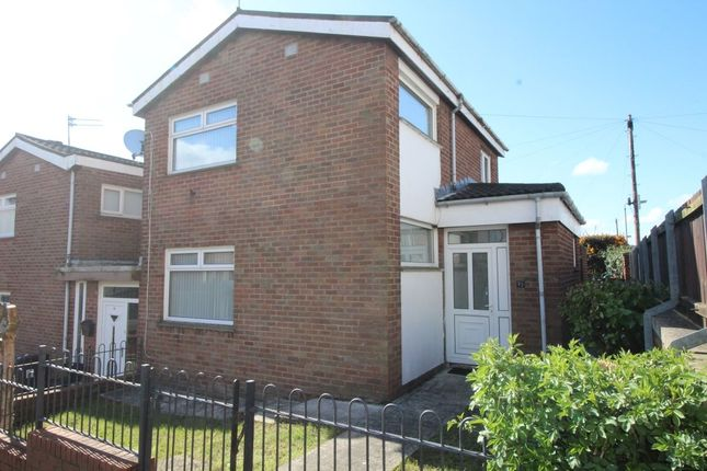 Thumbnail Terraced house to rent in Ash Grove, Newtownards