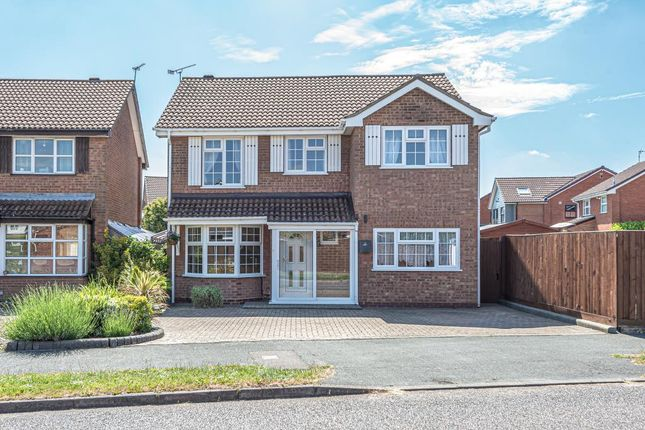 Thumbnail Detached house for sale in Aylesbury, Buckinghamshire