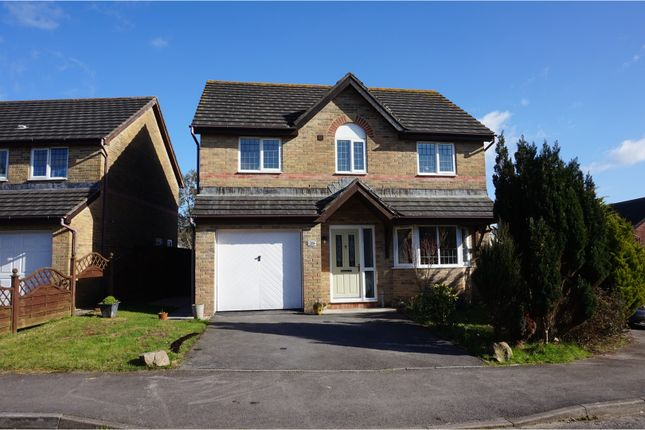 Thumbnail Detached house for sale in Maes Y Capel, Burry Port