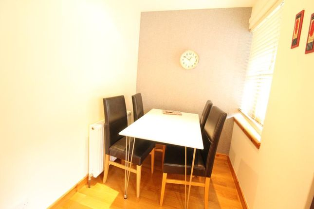 Dining Area of Willowbank Road, First Floor AB11