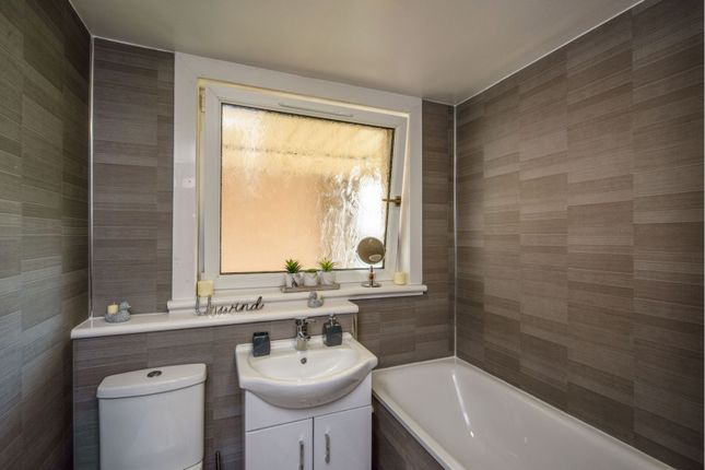 Bathroom of Brown Place, Cambuslang, Glasgow G72