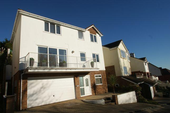 Thumbnail Detached house for sale in Badger Close, Preston, Paignton