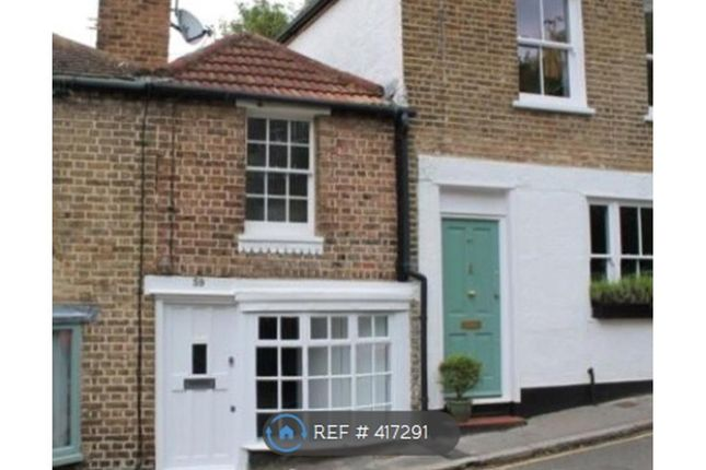 Thumbnail Terraced house to rent in West Street, Harrow-On-The-Hill