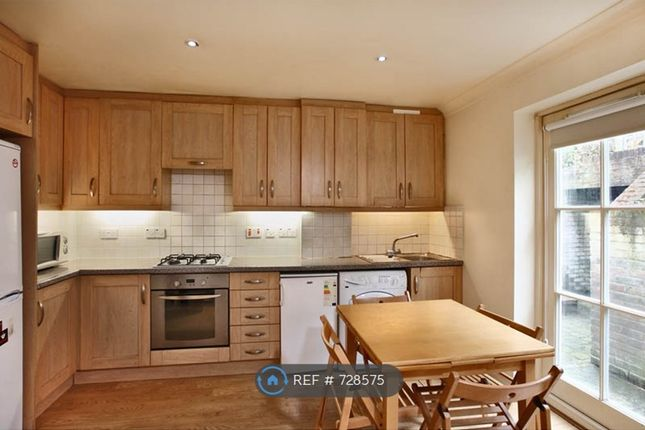 Thumbnail Terraced house to rent in Wykeham Terrace, Winchester