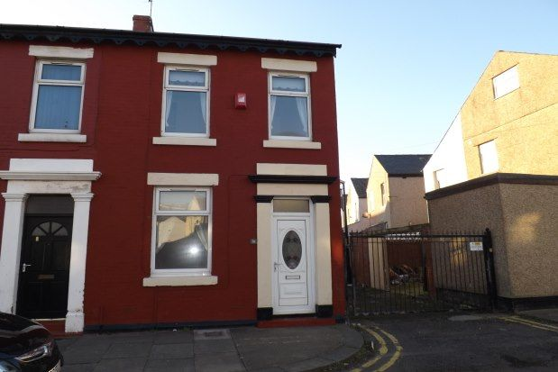 2 bed end terrace house to rent in Richmond Road, Blackpool FY1