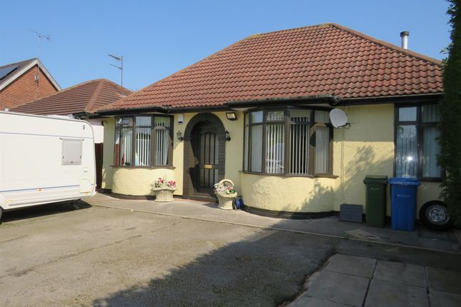 Thumbnail Detached bungalow for sale in Springfield Way, Anlaby, Hull