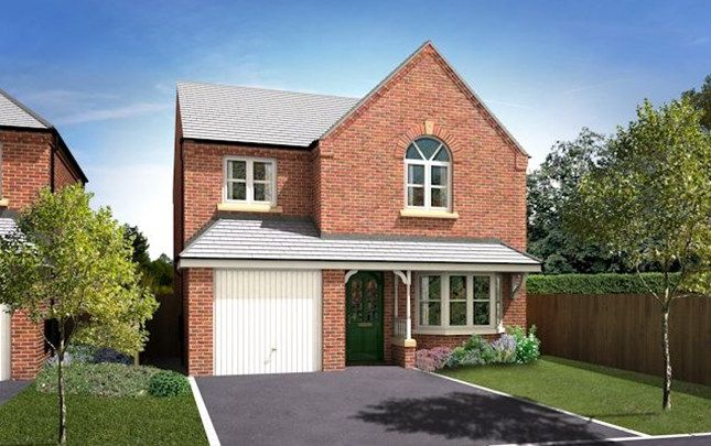 Thumbnail Detached house for sale in The Appleton 2, Greenhill Road, Liverpool, Merseysid