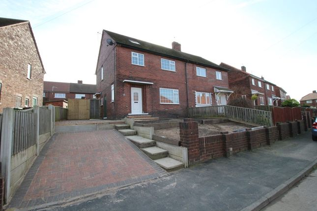 Thumbnail Semi-detached house for sale in Normanton View, Altofts, Normanton