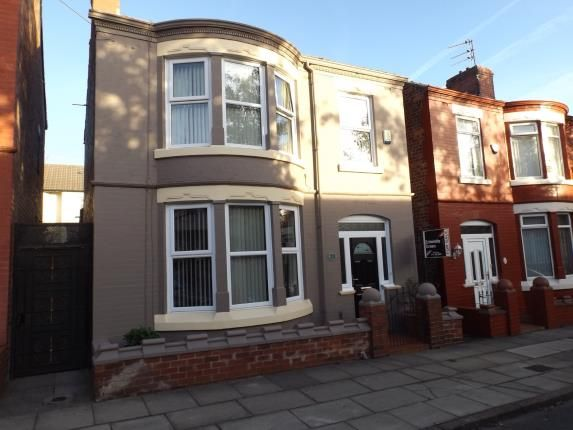 Thumbnail Detached house for sale in Hollyfield Road, Orrell Park, Liverpool, Merseyside