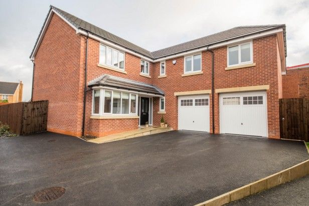 Thumbnail Property for sale in Mccorquodale Gardens, Newton-Le-Willows