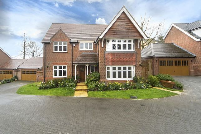 Thumbnail Detached house for sale in Havisham Drive, Compton Park, Wolverhampton