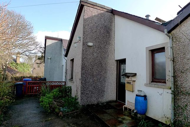 Thumbnail Terraced bungalow for sale in 16 New Street, Stornoway, Isle Of Lewis