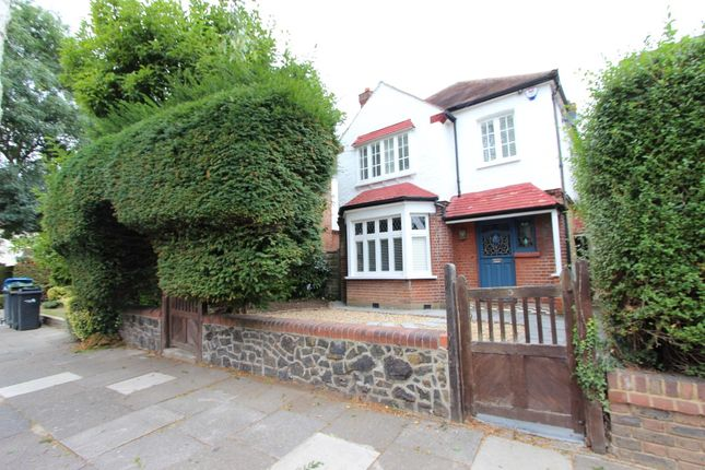 Thumbnail Detached house for sale in Summerhill Grove, Enfield