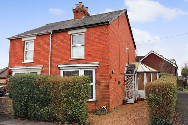 Thumbnail Semi-detached house for sale in Chapel Road, Swanmore, Southampton