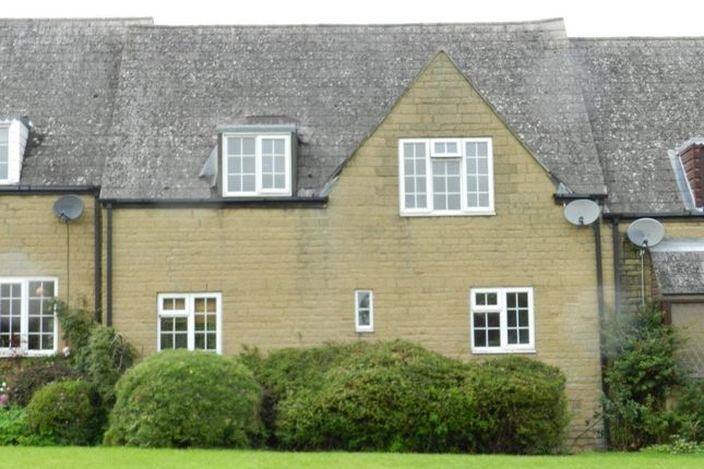 Thumbnail Cottage to rent in Home Farm Court, Norton, Daventry