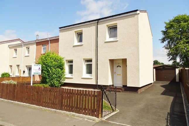 Thumbnail Terraced house for sale in Banchory Place, Tullibody, Alloa