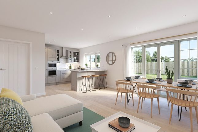 Thumbnail Detached house for sale in Church Farm, Rode