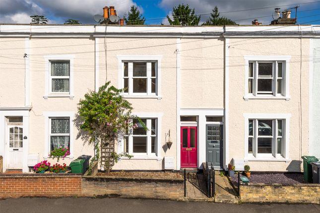 Thumbnail Terraced house for sale in Warren Road, Reigate, Surrey