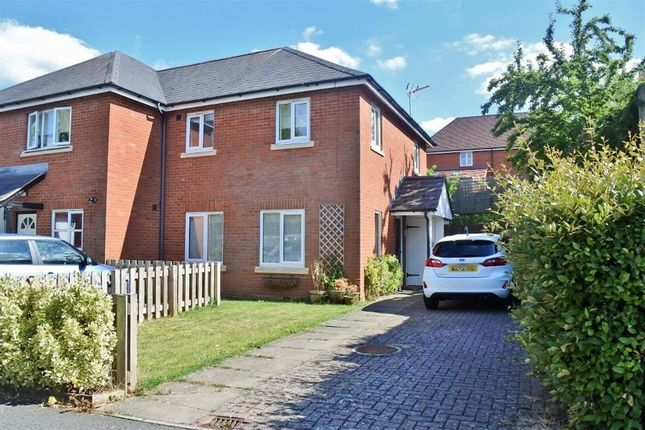 Thumbnail Terraced house to rent in The Rushes, Basingstoke