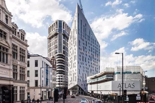 Thumbnail Flat for sale in Atlas Building, 145 City Road, London