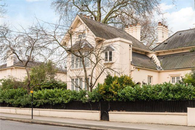 Thumbnail Detached house for sale in Park Village West, Regent's Park, London