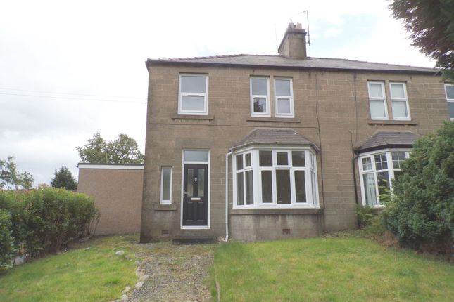 Thumbnail Semi-detached house for sale in Redburn, Hexham