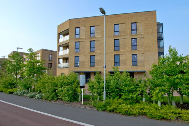 Thumbnail Flat for sale in Ellis Road, Trumpington, Cambridge