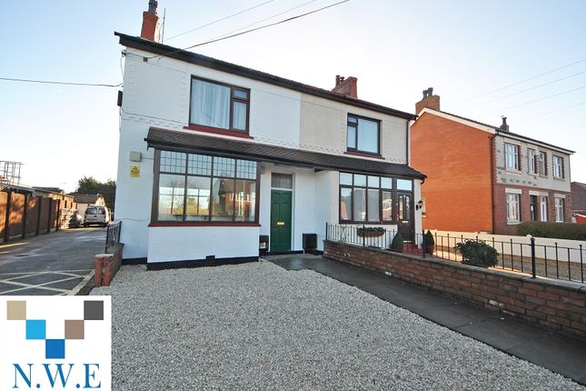 Thumbnail Semi-detached house for sale in Church Road, Banks, Southport
