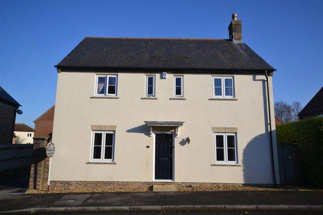 Thumbnail Detached house for sale in Oak Road, Charlton Down, Dorchester