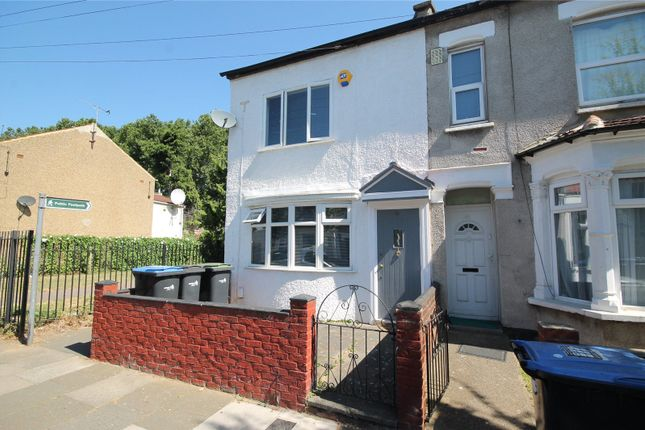 Thumbnail End terrace house for sale in Sutherland Road, London