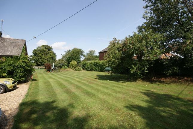 Thumbnail Land for sale in Abbey Road, Medstead, Alton, Hampshire