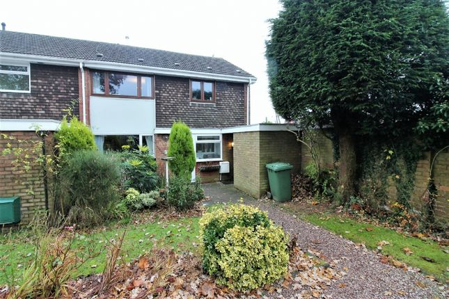 Thumbnail Flat for sale in Bridgnorth Grove, Willenhall
