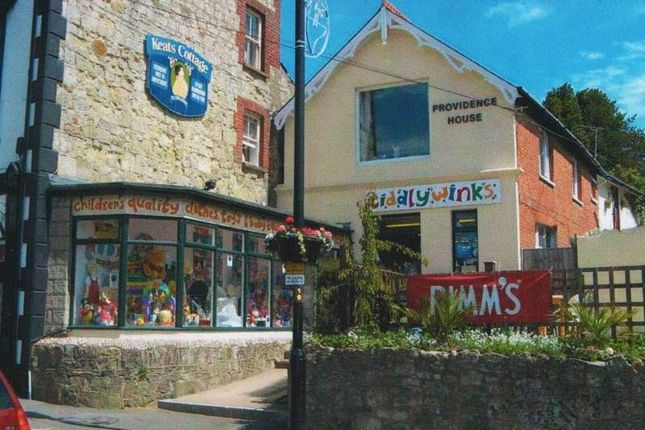 Thumbnail Retail premises for sale in 78-78A High Street, Shanklin