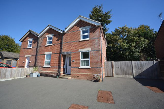 Thumbnail Semi-detached house for sale in Wentworth Drive, Broadstone