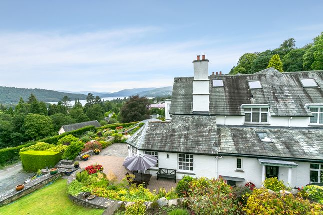 Thumbnail Detached house for sale in South Fellside, Kendal Road, Bowness-On-Windermere, Cumbria