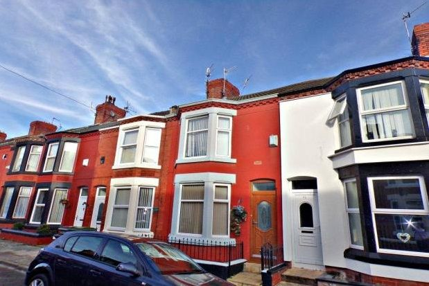 Thumbnail Property to rent in Grasville Road, Tranmere, Birkenhead