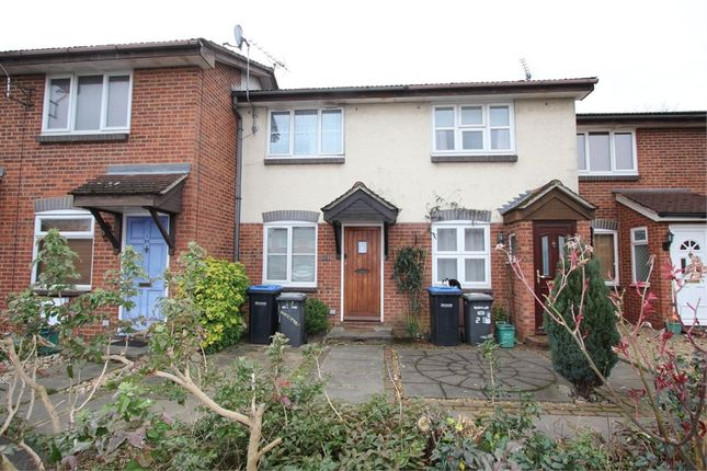 1 bed terraced house to rent in Windermere Close, Egham