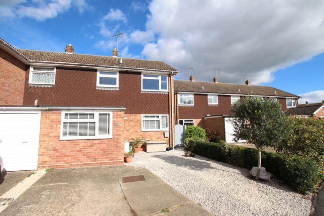 Thumbnail Semi-detached house for sale in Woodfield End, Layer-De-La-Haye, Colchester