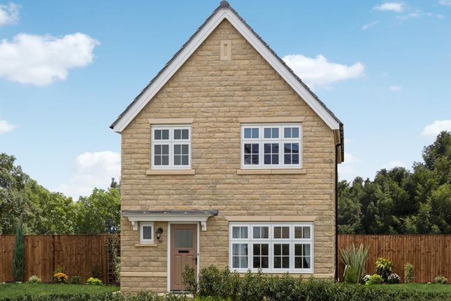 "Thumbnail Detached house for sale in ""Warwick"" at Mill Square, Horsforth, Leeds"