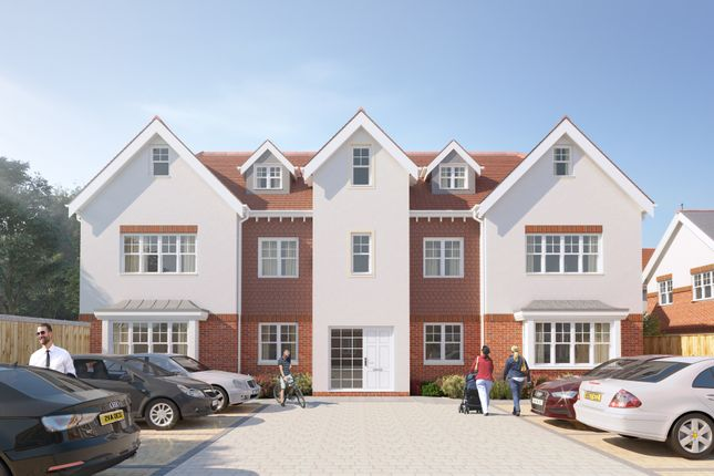 Thumbnail Flat for sale in Melbury Gardens, Upton, Poole