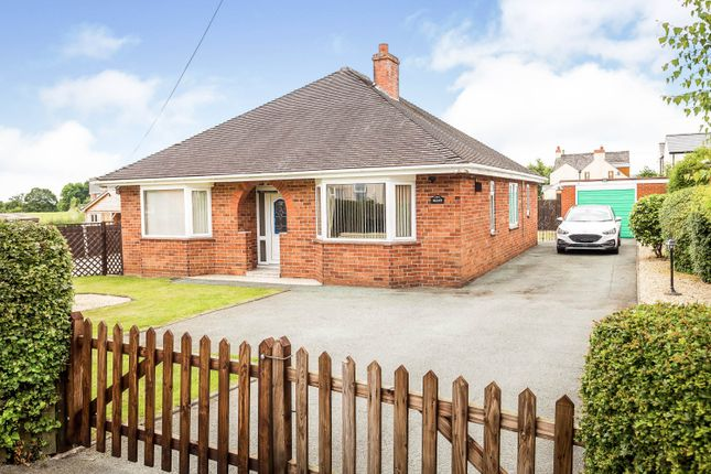 Thumbnail Bungalow for sale in Thimble Lane, St. Martins, Oswestry, Shropshire