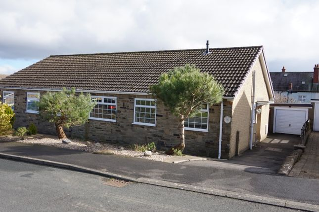 Thumbnail Semi-detached bungalow to rent in Mount Drive, Leyburn
