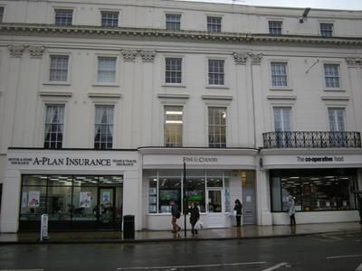 Thumbnail Office to let in Second & Third Floor Office Suites, 158A Parade, Leamington Spa