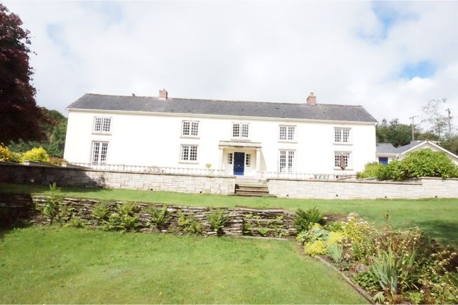 Thumbnail Detached house for sale in Wheddon Cross, Minehead
